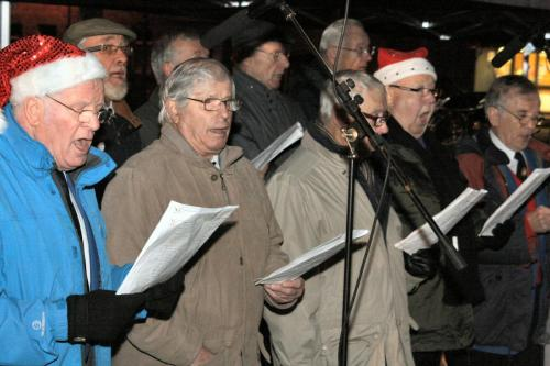 2015 - Crewe Carols in the Cold!