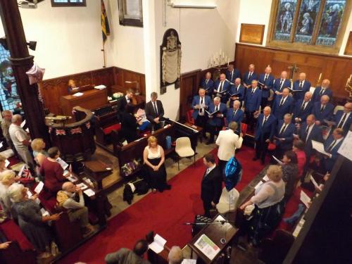 2014 - Holmes Chapel Concert