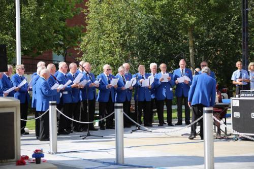 2015 - Remembrance Service