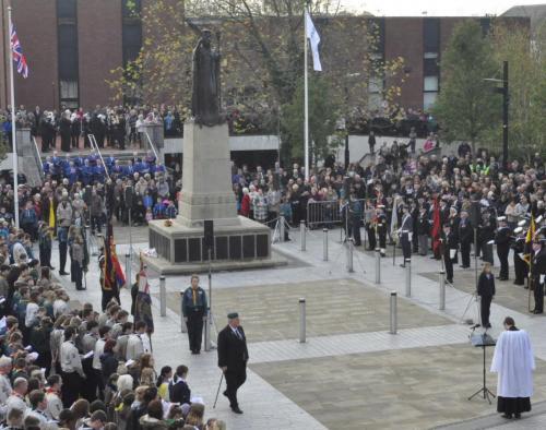 2014 - Remembrance Service